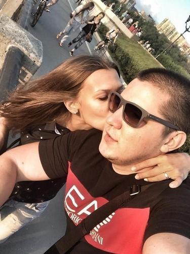 Selfie RussianBoss