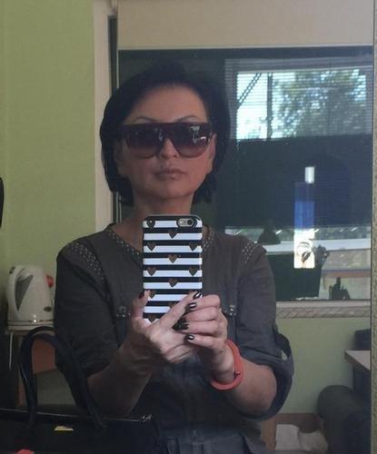 Selfie Aigul