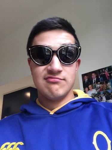 Selfie Declan