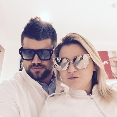 Selfie Mani & Damir