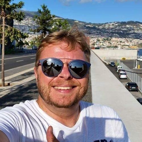Selfie Bruno Vieira