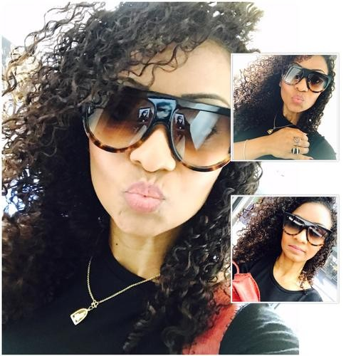 Selfie Carla