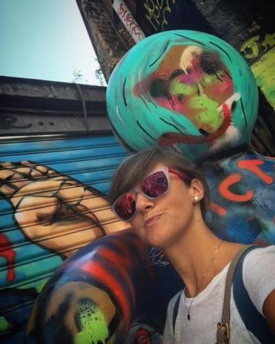 Selfie Valentina