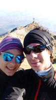 Selfie Erica e Riky