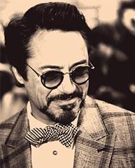 Robert Downey Jr - Oliver Peoples MP-2 SUN OV 1104S